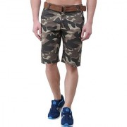 Xee Printed Men's Multicolor Chino Shorts