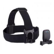 Čelový držiak - GoPro head strap Mount + Quick clip