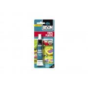 Adeziv pentru PVC moale set, rezistent la apa 25ml, Bison