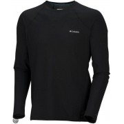 Columbia Baselayer Midweight - heren - thermoshirt - zwart