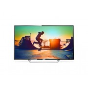 Philips 65 Ultra HD, DVB-T2/C/S2, HDR+, SmartTV, Dual Core, 4GB, Pixel Plus Ultra HD, 700 PPI, 100Hz FR, 20W