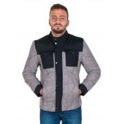 Giorgio Di Mare Winter Coat Long Sleeved Sweater Grey GI539231