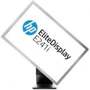 """Monitor 24"""" LED EliteDisplay E241i F0W81AA HP"""