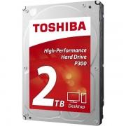 HDD Toshiba P300, 2TB, SATA-III, 7200 RPM, 64MB