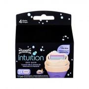 Wilkinson Sword Intuition Dry Skin lama di ricambio 3 pz donna