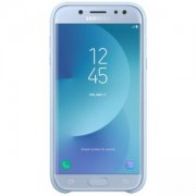 Калъф Samsung J530 Dual Layer Cover Blue, EF-PJ530CLEGWW