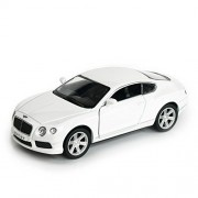 Rmz City Kid's 1/36 Bentley Continental GT V8 (White)