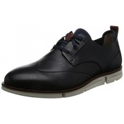 Clarks Men's Trigen Wing Blue Designer Sneakers - 7 UK/India (41 EU)