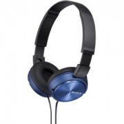 Слушалки Sony Headset MDR-ZX310 blue - MDRZX310L.AE