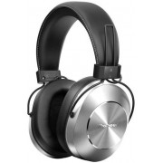 Casti Stereo Pioneer SE-MS7BT-S, Bluetooth, Microfon (Negru/Argintiu)