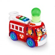 Bright Starts - Roll & Pop Fire Truck