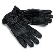 MOCOMO Motorcycle Clothing Company Motorcycle Leather Riding Gloves (Black Large)