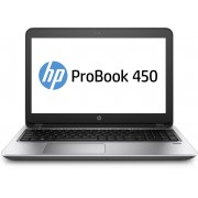 "NB HP 450 G4 Y8A32EA, siva, Intel Core i3 7100U 2.4GHz, 500GB HDD, 4GB, 15.6"" 1920x1080, Intel HD Graphic 620, 36mj"