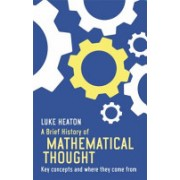 Brief History of Mathematical Thought - Key Concepts and Where They Come from (Heaton Luke)(Paperback) (9781472117113)