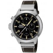 Ceas barbatesc Haemmer HF-03C Prudent Cronograf 50mm 10ATM