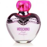 Moschino Pink Bouquet Eau de Toilette para mulheres 50 ml