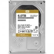 Твърд диск HDD 6TB SATAIII WD Gold 7200rpm 128MB for servers, WD6002FRYZ