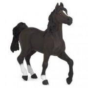Figurina Papo Cal arab negru