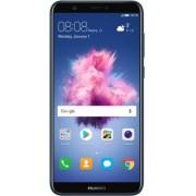 "Telefon Mobil Huawei P Smart, Procesor HiSilicon KIRIN 659, Octa Core 1.7GHz / 2.36GHz, IPS LCD 5.65"", 4GB RAM, 64GB Flash, Camera Duala 13MP + 2MP, 4G, WI-FI, Dual Sim, Android (Albastru) + Cartela SIM Orange PrePay, 6 euro credit, 4 GB internet 4G, 2,00"