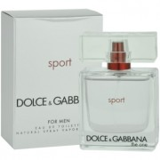 Dolce & Gabbana The One Sport Eau de Toilette para homens 30 ml