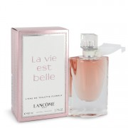 La Vie Est Belle Florale Eau De Toilette Spray By Lancome 1.7 oz Eau De Toilette Spray