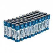 Pilas alcalinas aa lr6. pack 40 unidades