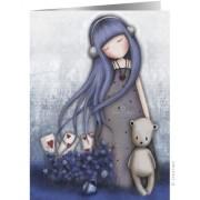 Üdvözlőlap - Gorjuss - Dear Alice