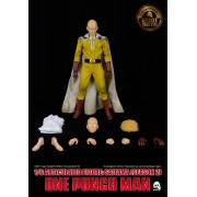 THREEZERO One Punch Man Saitama (Season 2) Dlx Af Action Figure
