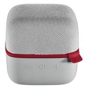 Boxa portabila Hama Cube Grey Red