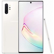 Samsung N975F Galaxy Note 10+ Dual 256 GB Aura White Magyar Menüvel