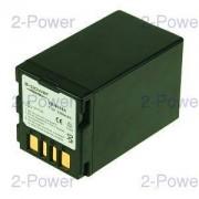 2-Power Videokamera Batteri JVC 7.2v 3300mAh (BN-VF733U)