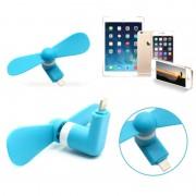 Ventilator portabil pentru telefon cu mufa lightning