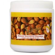 Indrani Almond Nourishing Massage Cream With Vitamin E Oil 500 gm