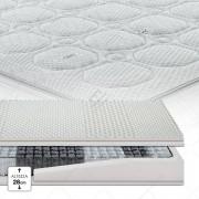 Cortassa Garda 800 Memory Top Sfoderabile Dry Amicor 200cm 165cm