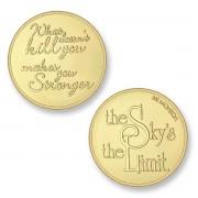 Mi Moneda Sky - Stronger goud Sky - Stronger goud munt