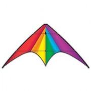 X-Kites DC Sport Kite 75 - Dual Control Nylon Kite (Rainbow)