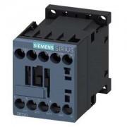 Mágneskapcsoló, 3Kw/7A (400V, AC3), 230V AC 50/60 Hz vezerlés, 1Ny segédérintkezővel, csavaros csatlakozás, S00 méret, Sirius (Siemens 3RT2015-1AP02)