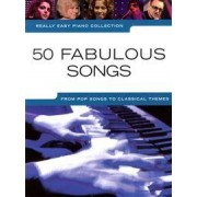 Oxford University Press Really easy piano collection - 50 fabulous songs