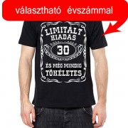 Limitált kiadás - Tréfás póló