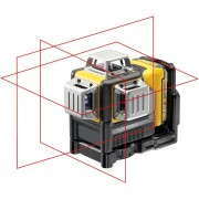 Nivela laser DeWalt in cruce 3 raze 10.8V - DCE089D1R