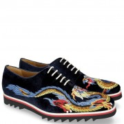 Melvin & Hamilton SALE Clark 25 Oxford schoenen