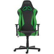 Scaun Gaming DX Racer Racing Shield, reglabil (Negru-Verde)
