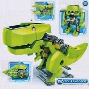 T4 Szolár Robot 4 az 1 -ben napelemes oktató modell építőkészlet