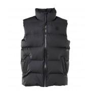 Rains Jasjes Puffer Vest Zwart