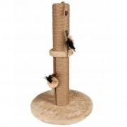 """FLAMINGO Škrabadlo pre mačky """"Indian"""", béžové, 50 cm, 560314"""