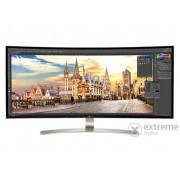 "LG 38UC99-W 37,5"" IPS 21:9 zakrivljen LED Monitor"