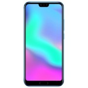 "Telefon Mobil Huawei Honor 10, Procesor Octa-Core 2.4GHz/1.8GHz, IPS LCD Capacitive touchscreen 5.84"", 4GB RAM, 64GB Flash, Camera Duala 16+24MP, Wi-Fi, 4G, Dual Sim, Android (Albastru) + Cartela SIM Orange PrePay, 6 euro credit, 4 GB internet 4G, 2,000 m"