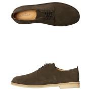 Clarks Originals Mens Desert London Suede Shoe Peat Peat