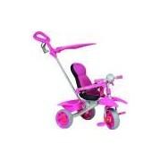 Triciclo Infantil Smart Comfort Pink - Brinquedos Bandeirante