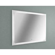 New Trendy lustro Led 100x65 cm biały połysk ML-LU100